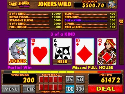 Jokers Wild (Card Shark)