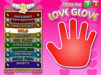 Love Glove Love Test